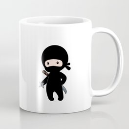 Tiny Ninja Coffee Mug