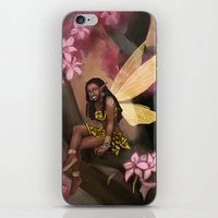 copper iPhone & iPod Skins featuring Copper by Brandy Woods