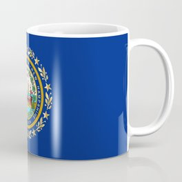New Hampshire State Flag Coffee Mug