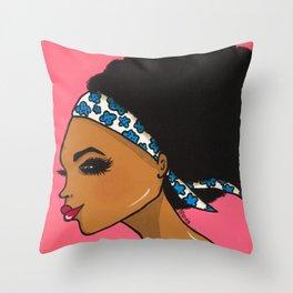 Cozete Throw Pillow