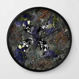Hidden Dreams Wall Clock