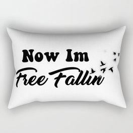 Simply Free Fallin Rectangular Pillow