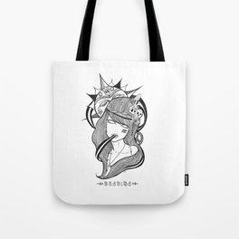 Dain the Shaman Tote Bag
