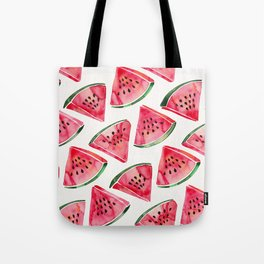 Watermelon Slices Tote Bag