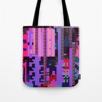 taintedcanvasmosh1 Tote Bag