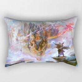 Demystify Rectangular Pillow