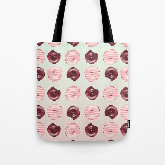 Donuts!! Tote Bag