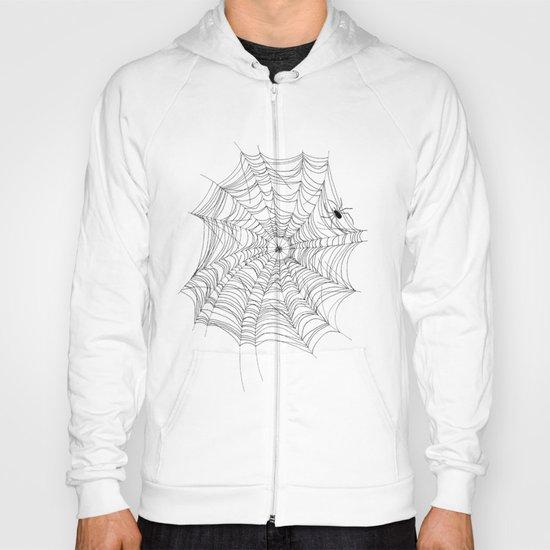 Spider's Web Hoody