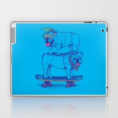 Double Dog Dare Laptop & iPad Skin