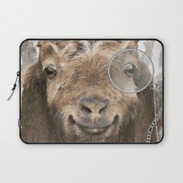 The GOAT Laptop Sleeve