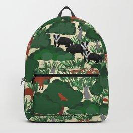 Enchanting Woodland Creatures Backpack