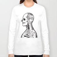 gorillaz Long Sleeve T-shirts featuring Demon Days ~ A. by Sára Szabó