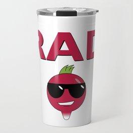 Rad...ish radish Travel Mug