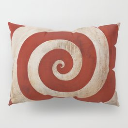 Sideshow Carnival Spiral Pillow Sham
