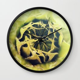 Emerging Wall Clock