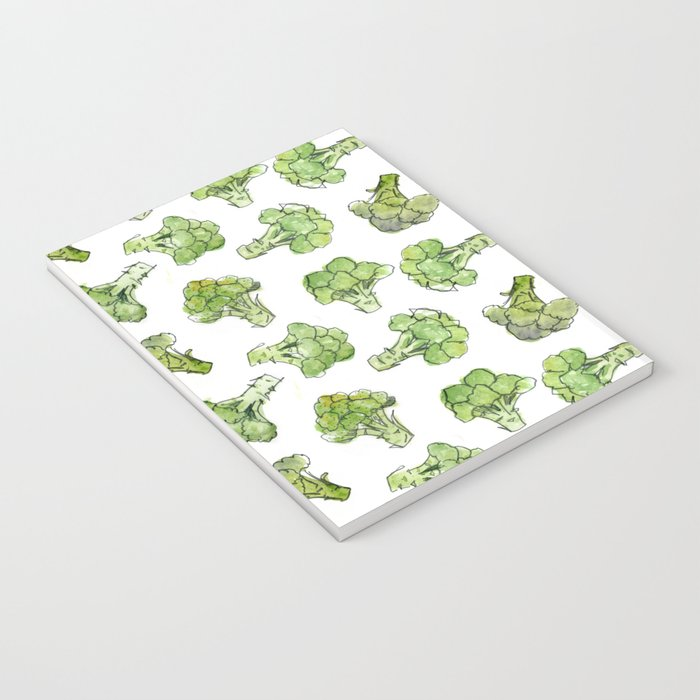 Broccoli - Scattered Notebook