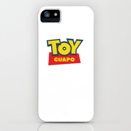 TOY guapo (male) iPhone Case