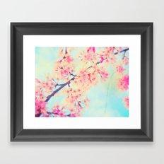 Spring : Cherry blossoms! Framed Art Print