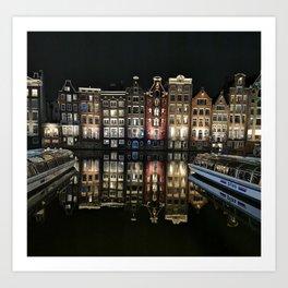 IAmsterdam Art Print