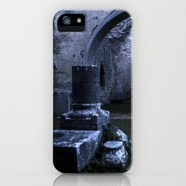 What lies in ruin iPhone Case
