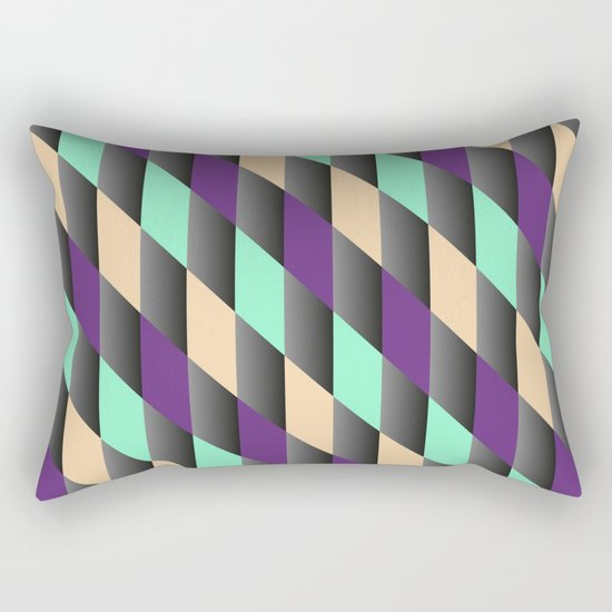 Tangle Rectangular Pillow