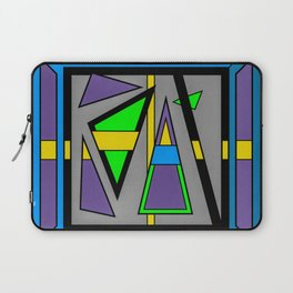 Shattered I Laptop Sleeve