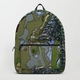 Damsel Fly Backpack