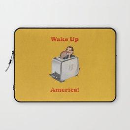 Wake Up Call Laptop Sleeve