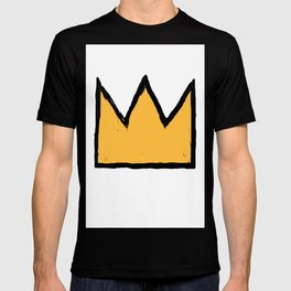 Crown of Basquiat T-shirt
