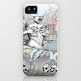 Alternative Reality 2018 iPhone Case