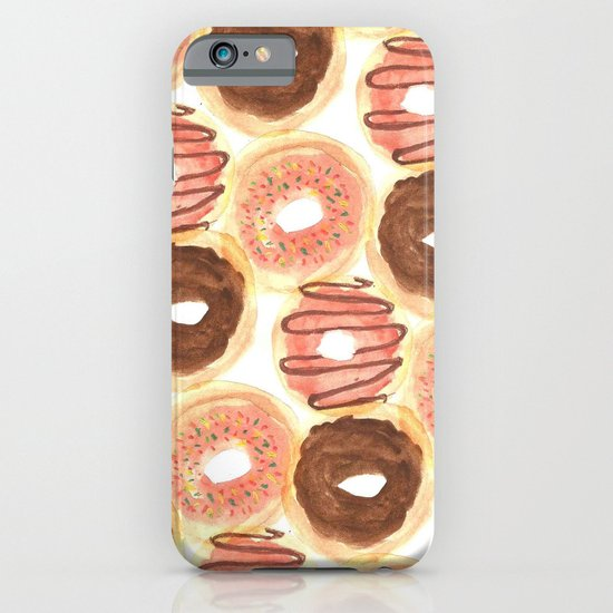 Mmm, Donuts. iPhone & iPod Case