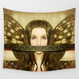 Mute witness Wall Tapestry