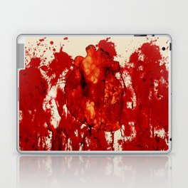 Blood Heart Laptop & iPad Skin