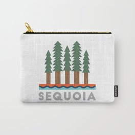 Sequoia National Park California Design for the outdoors lover! Carry-All Pouch