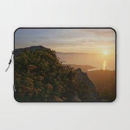 Saint Tropez Sunrise Laptop Sleeve