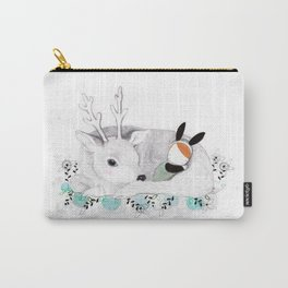 Goodnight my Deer Carry-All Pouch