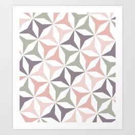 pattern - april/11 Art Print