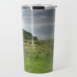 5 bar gate Travel Mug