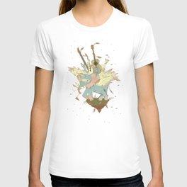 Elephant Caravan T-shirt
