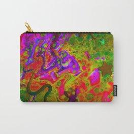 Rainbow Snakes Carry-All Pouch