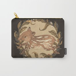 Living Fossil Carry-All Pouch