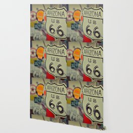Route 66. Wallpaper