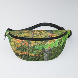 In the Wild Woods-vertical Fanny Pack