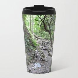 Magical Mountain Path Travel Mug