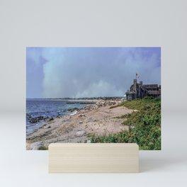 Watch Hill Beach Mini Art Print