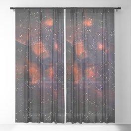 Le Cosmos Sheer Curtain