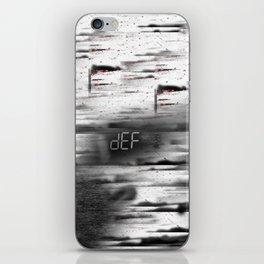 dEF iPhone Skin