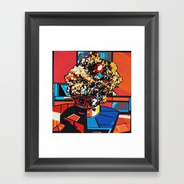 GATERA STUDY 16 Framed Art Print