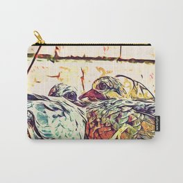 Baby Birds Carry-All Pouch