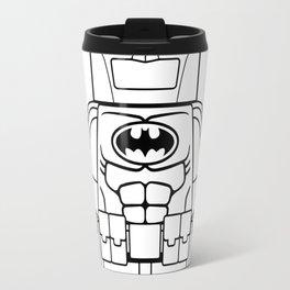 Le-go Bat-Man Travel Mug